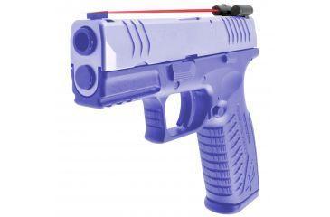 1-Laserlyte Springfield XD + XDM Rear Sight Laser Sight