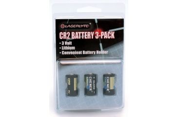 LaserLyte Battery 3 Pack - CR2 Battery BAT-CR2