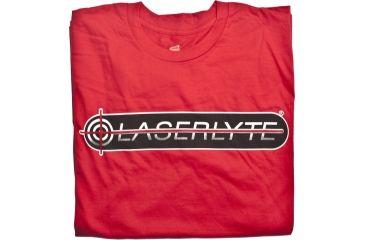 Laserlyte Promo T-Shirt XL Red