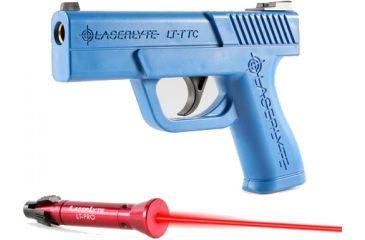 LaserLyte Trigger Tyme Pro Kit, Compact Pistol and LT Pro Laser LT-TTPC