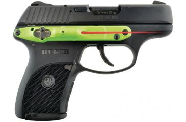 LaserLyte Red Laser Sight, Zombie Edition - Ruger LC9, Kel-Tec PF9