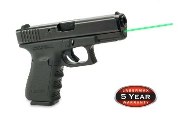 Armslist for sale: glock 23 gen 2 with guide rod laser.