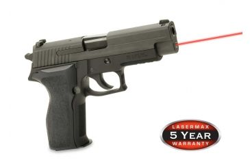 reviews ratings for lasermax guide rod laser sights for sigarms