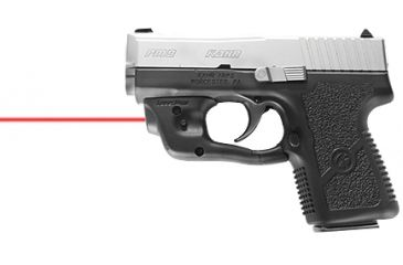 LaserMax CenterFire laser Sight for the Kahr P9, P40, PM9, PM40, CM9, CM40, CW9, and CW40, Red CF-KAHR-PM9