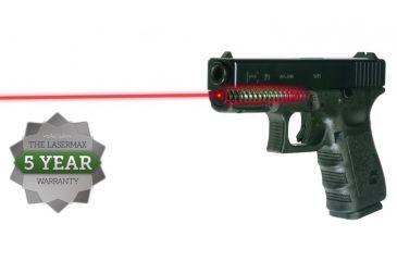 Lasermax Guide Rod Laser Sight for Gen 4 Glock 23 Award Warranty