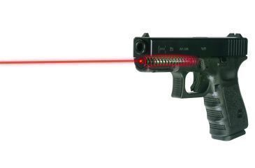 Lasermax Guide Rod Laser Sight for Gen 4 Glock 23 ONLY LMS-G4-23