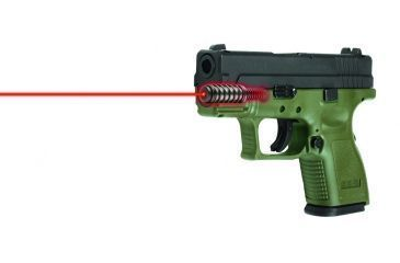 LaserMax Red Internal Guide Laser Sight for Springfield XD 3 in. bbl - 9mm/.40 Only
