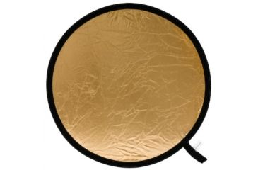 Lastolite 48 Collapsible Reflector - Gold White LL LR4841
