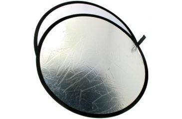 Lastolite Silver/White Collapsible Reflector