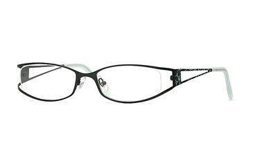 Laura Ashley Addison SELA ADDI00 Progressive Prescription Eyeglasses - Dove SELA ADDI005435 GY