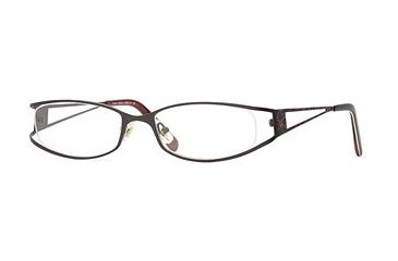 Laura Ashley Addison SELA ADDI00 Single Vision Prescription Eyewear - Freesia SELA ADDI005435 PU