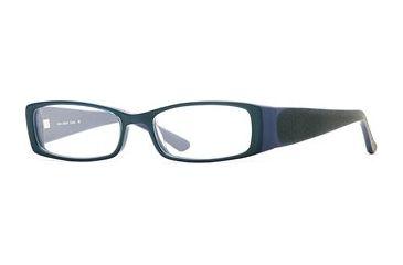 Laura Ashley Carole SELA CARE00 Bifocal Prescription Eyeglasses - Pool SELA CARE005235 BL
