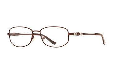 Laura Ashley Darcie SELA DARC00 Progressive Prescription Eyeglasses - Henna SELA DARC005335 BN