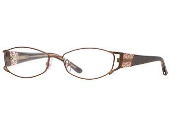 Laura Ashley Maddie SELA MADD00 Progressive Prescription Eyeglasses - Rum Plum SELA MADD005335 BN