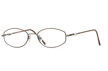 Laura Ashley Pearl SELA PEAR00 Bifocal Prescription Eyeglasses