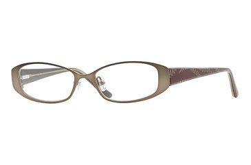 Laura Ashley Peyton SELA PEYT00 Progressive Prescription Eyeglasses - Autumn Leaf SELA PEYT005030 BN