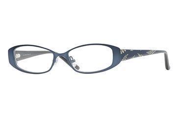 Laura Ashley Peyton SELA PEYT00 Progressive Prescription Eyeglasses - Blue Spruce SELA PEYT005030 BL