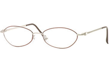 Laura Ashley Provence SELA PROV00 Bifocal Prescription Eyeglasses - Scarlet SELA PROV005335 BUR