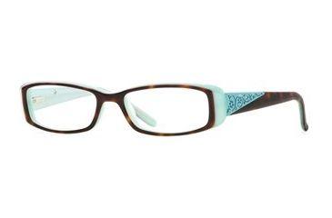 Laura Ashley Secret Wish SELG SECR00 Eyeglass Frames - Amber Ice SELG SECR004620 BN