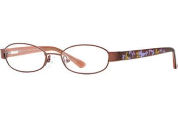 Laura Ashley Sugar & Spice SELG SUGR00 Progressive Prescription Eyeglasses - Cocoa SELG SUGR004725 BN