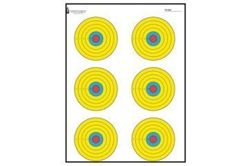 how to make high visibility targets