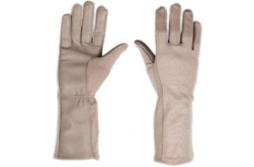 LC Industries Flyer Gloves Size 5 Tan 502798