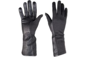 LC Industries Flyer Gloves Size 9 Black 800493
