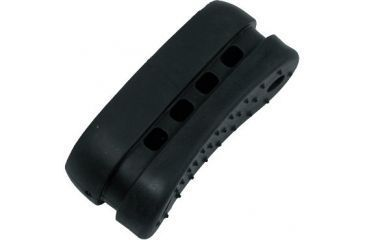 1-Leapers Deluxe Combat Style 1in. SKS Ergonomic Butt Pad RB-SKBTP01A