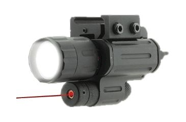 Leapers 2-n-1 Multi-functional Compact Laser / Flashlight w/ 3stage Functional Switch LT-TLP28
