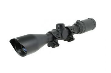 Leapers UTG 5th Gen 3-9x40 FS Mil-Dot Riflescope SCP-U394FD