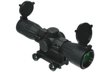4x32mm TS Platform Mini Rubber Armored Scope
