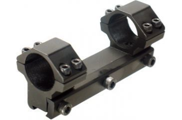 Leapers Accushot Premium Airgun/.22 Full Length Integral Medium Profile Mount RGPM2PA-25M4