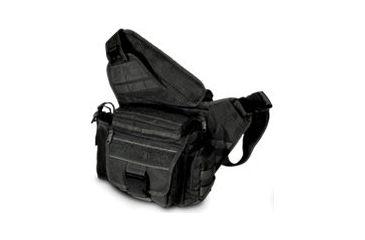 Leapers UTG Multi Functional Tactical Messenger Bag - Black