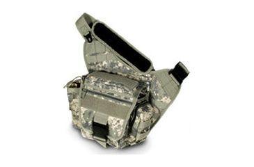 Leapers UTG Multi Functional Tactical Messenger Bag - Army Digital