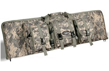 Leapers Combat Web Gun Case 42'' with Double Shoulder Straps