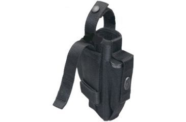 Leapers Deluxe Ambidextrous Belt Holster with Level II Thumb Break Security Systems PVC-H288B