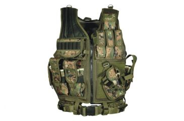 Leapers Deluxe Tactical Vest V547ET