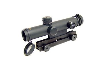 Leapers Golden Image 3-9x28 Mini Size AR-15 Scope with Bullet Drop Compensator SCP-392P