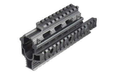 Leapers Utg Pro M70 Tactical Quad Rail System Mtu011 16
