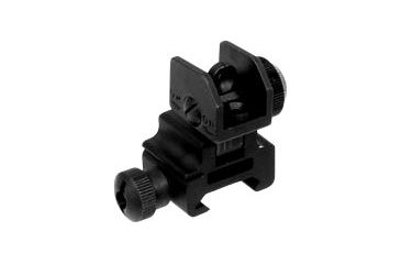 Leapers UTG Flip-up Tactical Rear Sight MNT-951