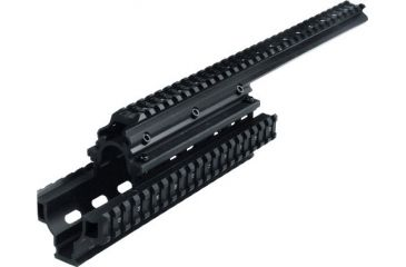 Leapers UTG Tactical Quad Rails for Saiga 12 Ga & Compatibles MNT-TSG12