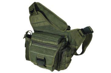 Leapers UTG Multi Functional Tactical Messenger Bag - Olive Drab Green