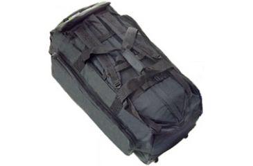 1-Leapers Navy Commando Field Bag PVC-P808B