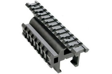 Leapers New Gen. H&K Claw Mount with Double Picatinny Rails and STANAG Dimension MNT-606H