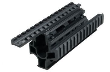 Leapers UTG Model 47 Tactical Universal Quad Rail System MNT-T479S