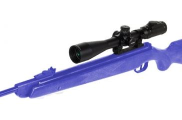 Leapers AccuShot 3-12X44 30mm Side Wheel Adjustable Turret (SWAT) AO