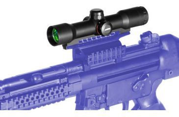 Leapers AccuShot 4XT38 Tactical Scope SCP-T38