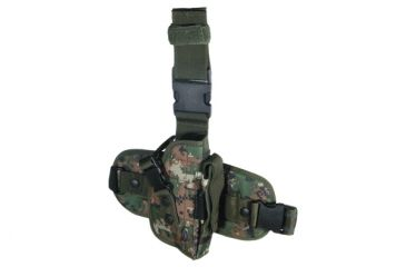 Leapers Special Ops Universal Tactical Leg Holster PVC-H178E