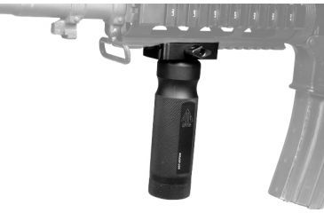 Leapers UTG Combat Quality Aluminum Foregrip MNT-GRP001