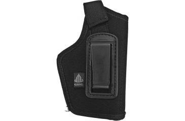 Leapers UTG Inside-the-Pant UTG Concealed Belt Holster, Black PVC-H388B
